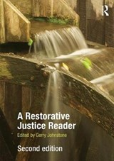 Restorative Justice Reader | Gerry Johnstone |