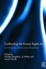 Confronting the Human Rights Act | auteur onbekend |