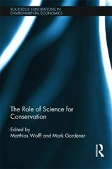 The Role of Science for Conservation | auteur onbekend |