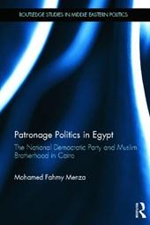 Patronage Politics in Egypt