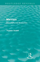 Marxism (Routledge Revivals) | Thomas Sowell |