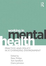 Working in Mental Health | Peter Phillips |