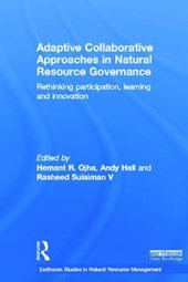 Adaptive Collaborative Approaches in Natural Resource Governance
