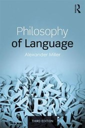 Philosophy of Language | Alex Miller |