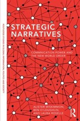 Strategic Narratives | Alister Miskimmon; Ben O'loughlin; Laura Roselle |
