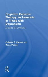 Cognitive Behavior Therapy for Insomnia in Those With Depression