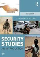 Security Studies: An Introduction | Paul D Williams |
