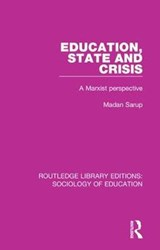 Education State and Crisis | Madan Sarup |