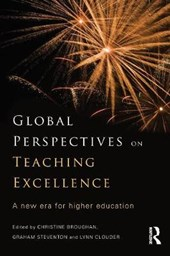 Global Perspectives on Teaching Excellence | Christine Broughan |