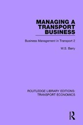 Managing a Transport Business