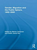 Gender,Migration and the Public Sphere 1850-2005 | auteur onbekend |