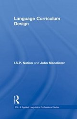 Language Curriculum Design | Nation, I. S. P. ; Macalister, John |