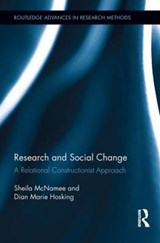 Research and Social Change | Mcnamee, Sheila ; Hosking, Dian Marie |