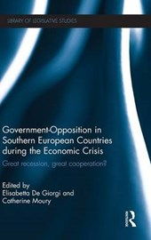 Government-Opposition in Southern European Countries During the Financial Crisis