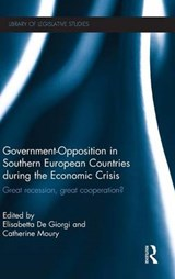 Government-Opposition in Southern European Countries During the Financial Crisis |  |