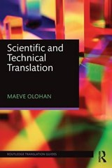 Scientific and Technical Translation | Maeve Olohan |