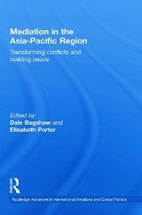 Mediation in the Asia-Pacific Region | auteur onbekend |