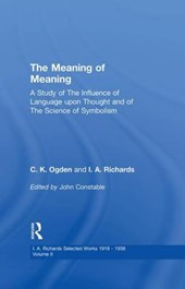 Meaning of Meaning V
