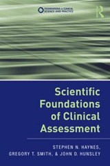 Scientific Foundations of Clinical Assessment | Stephen N. Haynes |