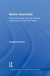 Before Auschwitz | Angela Kershaw |