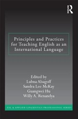 Principles and Practices for Teaching English As an International Language | Lubna Alsagoff |