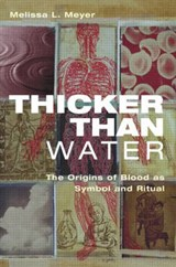 Thicker Than Water | Melissa L. Meyer |