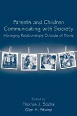 Parents and Children Communicating With Society |  |