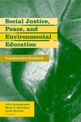 Social Justice, Peace, and Environmental Justice |  |