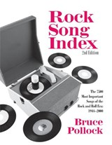 Rock Song Index | Bruce Pollock |