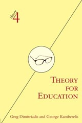 Theory for Education | Greg Dimitriadis |