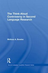 The Think-Aloud Controversy in Second Language Research | Melissa A. Bowles |