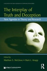 The Interplay of Truth and Deception | McGlone Matthew |