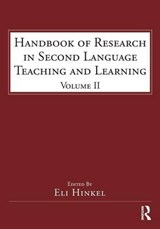 Handbook of Research in Second Language Teaching and Learning | Eli Hinkel |