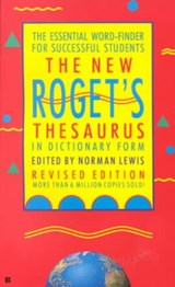 The New Roget's Thesaurus in Dictionary Form | American Heritage |