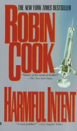 Harmful Intent | Robin Cook |