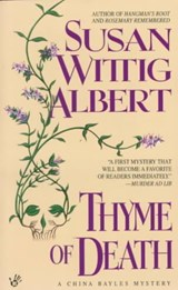 Thyme of Death | Susan Wittig Albert |
