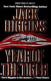 Year of the Tiger | Jack Higgins |
