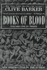 Books of Blood | Clive Barker |