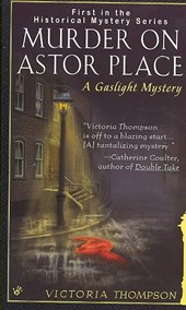 Murder on Astor Place | Victoria Thompson |
