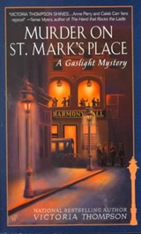Murder on St. Mark's Place | Victoria Thompson |