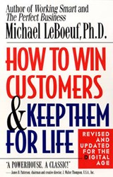 How to Win Customers and Keep Them for Life | Michael LeBoeuf |