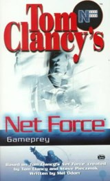 Gameprey | Clancy, Tom; Pieczenik, Steve R.; Odom, Mel |
