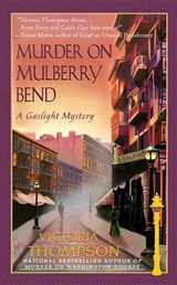 Murder on Mulberry Bend | Victoria Thompson |