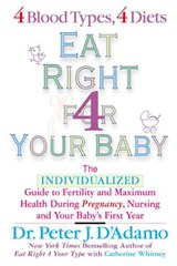 Eat Right for Your Baby | Dr. Peter J. D'adamo ; Catherine Whitney |