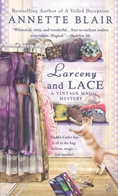 Larceny and Lace | Annette Blair |