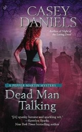 Dead Man Talking | Casey Daniels |