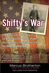 Shifty's War | Marcus Brotherton |