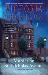 Murder on St. Nicholas Avenue | Victoria Thompson |