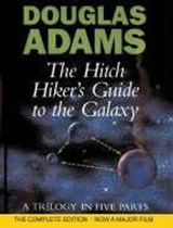 Hitch Hiker's Guide To The Galaxy | Douglas Adams |