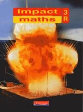 Impact Maths Pupil Textbook 3 Red (Yr 9)
